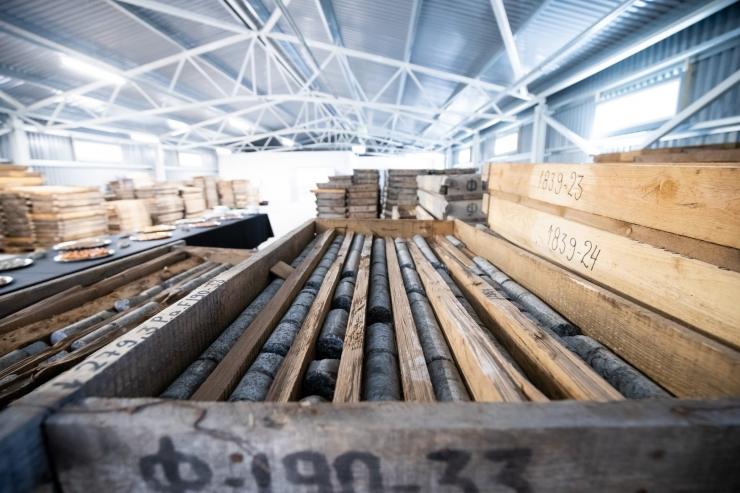 Strandberg: maapõue süvauuringud on täiesti uus temaatika Eesti jaoks