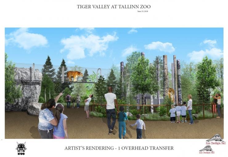 Tiigrioru projekteerib Sweco Projekt AS