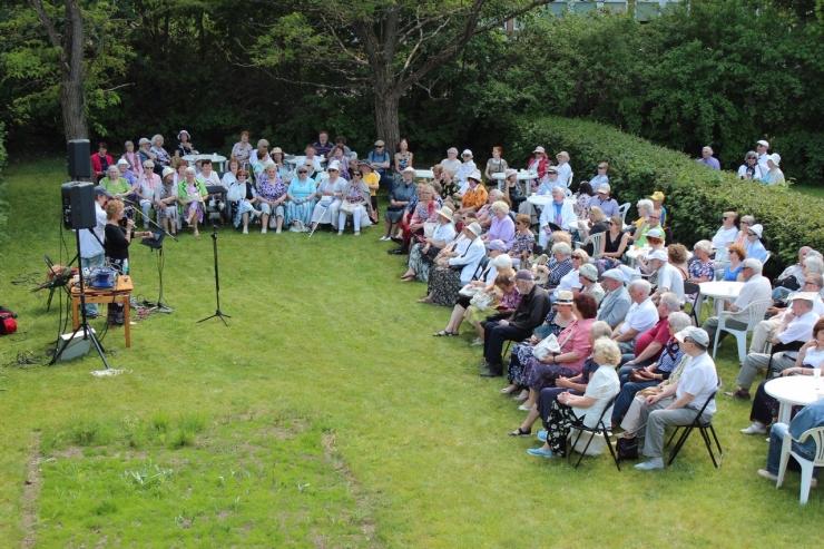 Haabersti Sotsiaalkeskus alustab sügishooaega 35 huviringiga eakatele