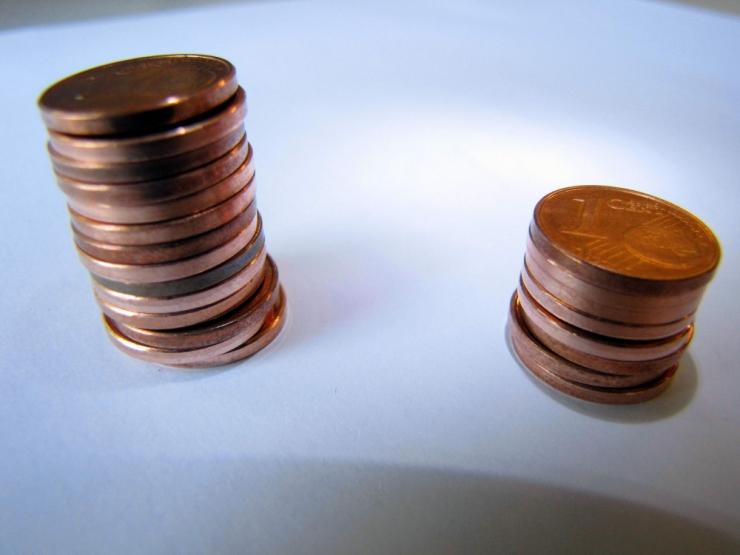 Tallinna linnakassasse laekus kaheksa kuuga 522,4 miljonit eurot