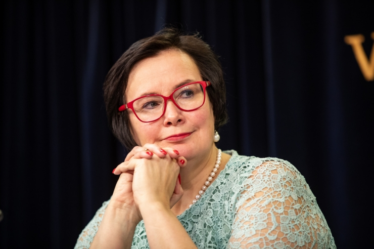 Katri Raik: loosungitega vehkimine ei lahenda Eesti kooli sõlmprobleemi