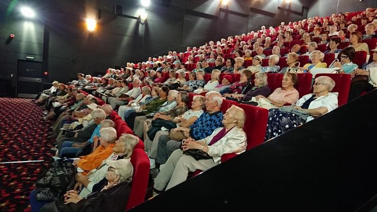 Eakate filmiklubi avas hooaja