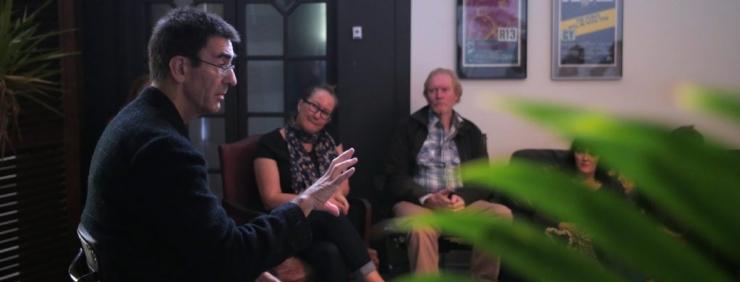 Austraalia režissöör koolitab Eesti näitlejaid