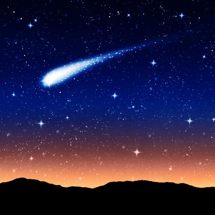 Eestis ja Lätis nähti meteoori