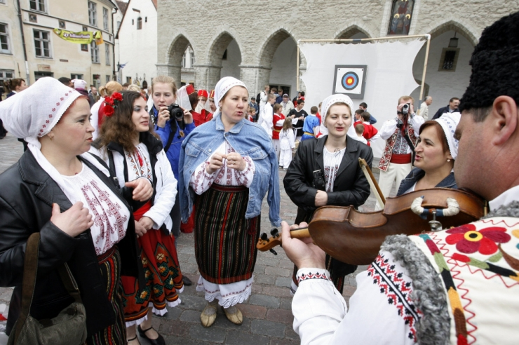 Sel nädalal tähistatakse rahvuskultuuride päevi