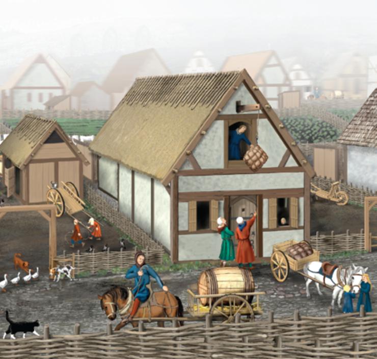 Tallinnas kaubeldi ammu enne Taani vallutajate saabumist