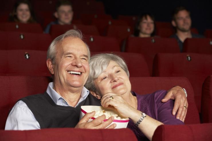 Nõmme 65+ kinoklubi tuleb taas