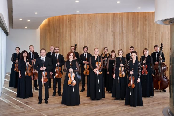 Tallinna Kammerorkester avab hooaja orelimuusika ja improvisatsioonide saatel