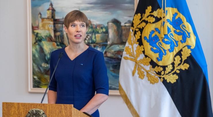 Kaljulaid: Eesti jäägu nende riikide sekka, kes ise Venemaaga räägivad