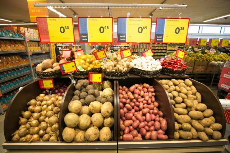 Uuring: Baltikumi tarbijad soovivad odavamat kohalikku toidukaupa