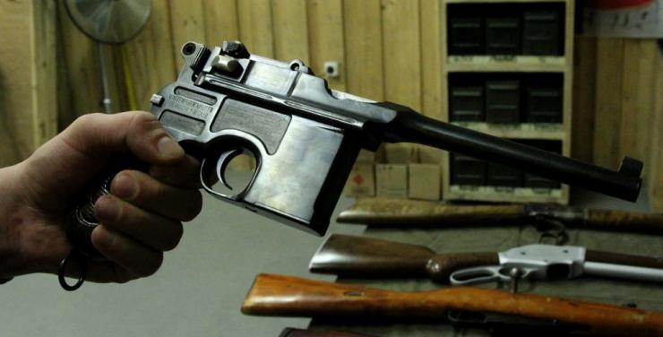 Politsei: oktoober on ebaseaduslike relvade loovutamise kuu