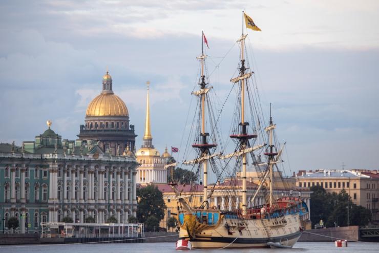 VIDEO! Peterburi kultuuripäevad toovad võluvat suurlinna lähemale