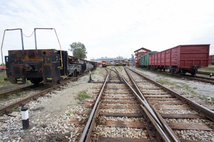 Homsest on Telliskivi raudtee ülesõidu renoveerimistööd lõpetatud