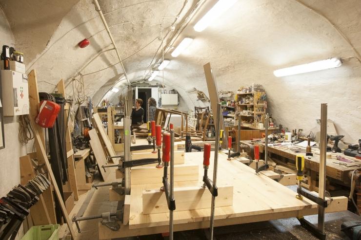 Algab Tallinna Linnateatri tootmiskompleksi ehitus