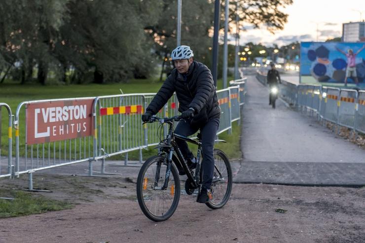 RATTASÕIDU VIDEO JA FOTOD! Kõlvart: jalgratastele kuulub tulevik