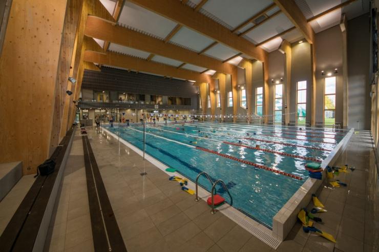 VIDEOD! Tallinn kutsub Spordinädalal linna spordibaasidesse trenni