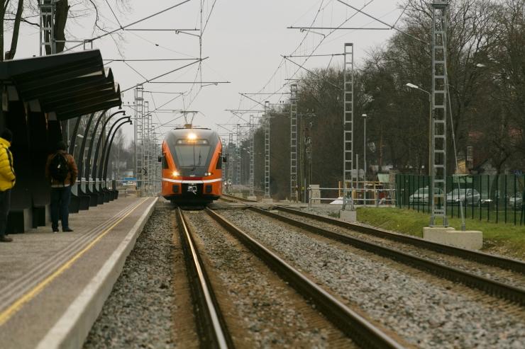 Omavalitsused ja ettevõtjad: tuleb algatada Tallinna ringraudtee eriplaneering
