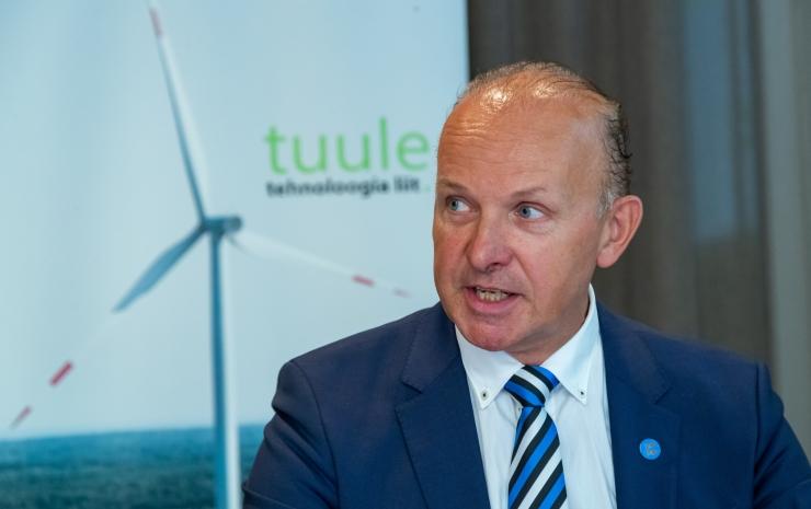 Sõnajalad nõuavad riigilt Aidu tuulepargi eest hiigelhüvitist
