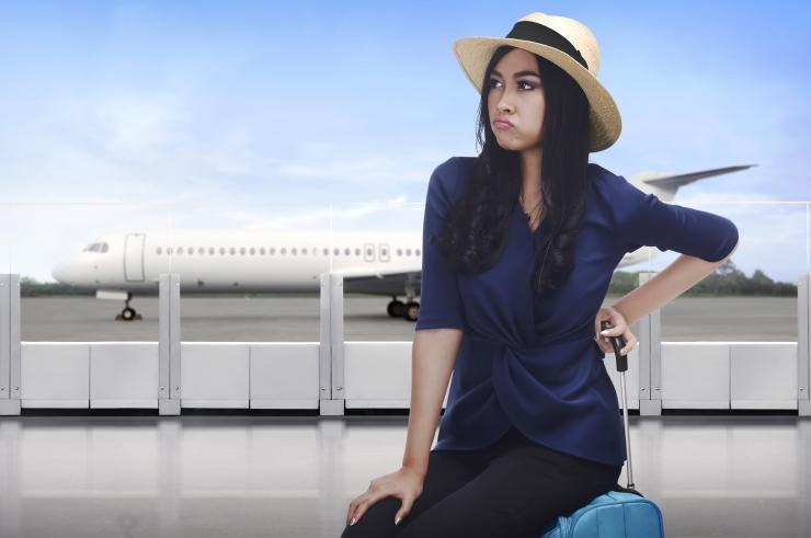 Mida teha, kui piletid on ostetud, kuid lennufirma läheb pankrotti?