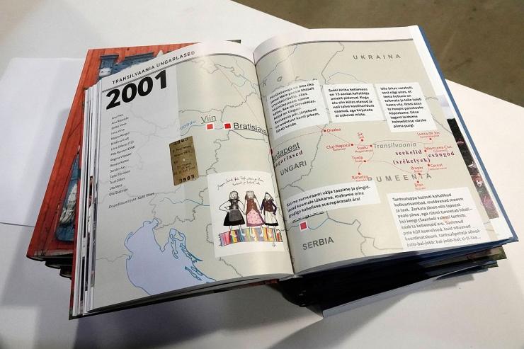 GALERII: Soome-ugri uurimisreisidest avaldati raamat