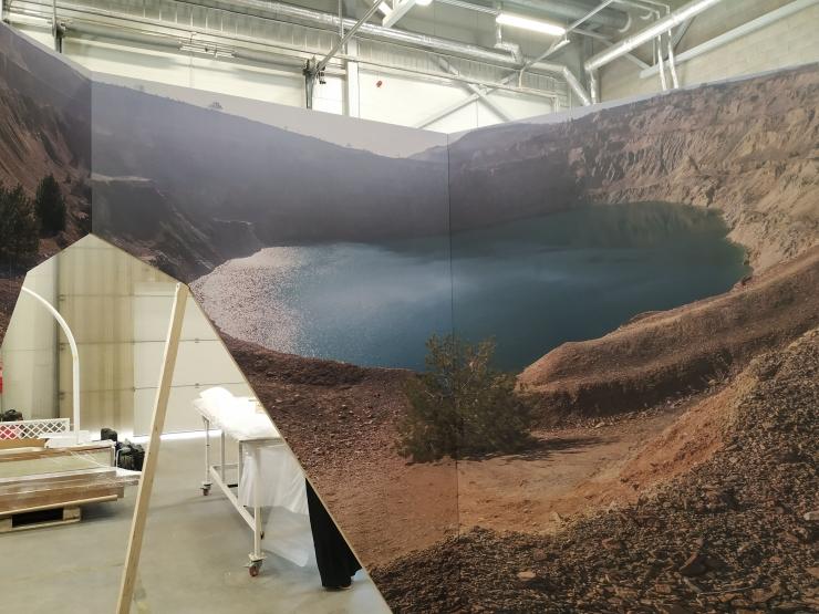 Viie riigi koostöö toob Tallinnasse interaktiivse mineraalide näituse