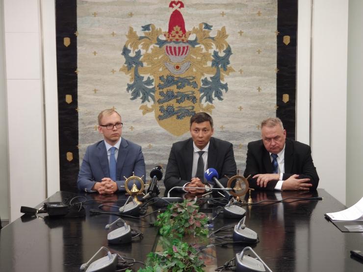 VAATA VIDEOT! Linnapea teeb ettepaneku Tallinna Televisiooni nõukogule lõpetada telekanali tegevus
