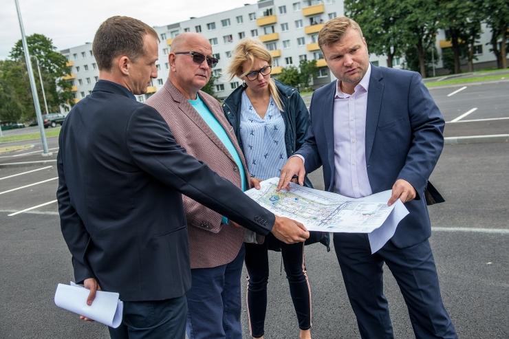 Linna koostöö korteriühistutega toob Mustamäele parkimiskohti juurde