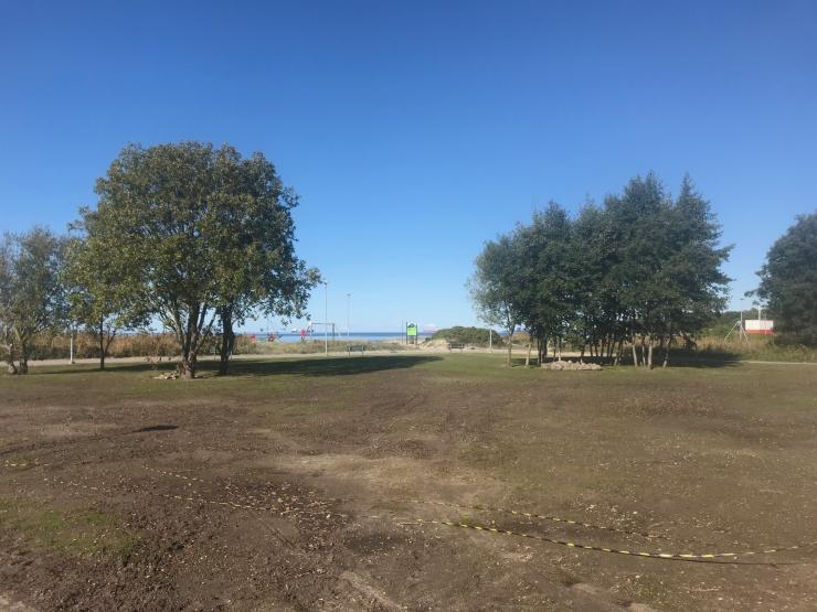Kakumäe rannaparki rajatakse külaplats