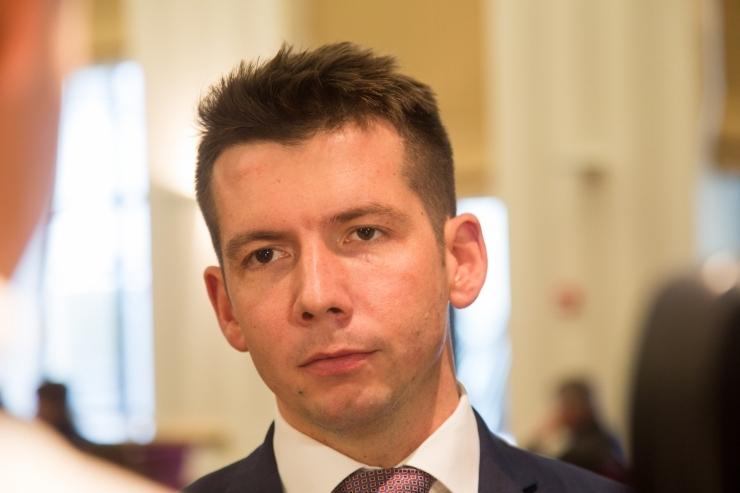 Martin Repinski plaanib Kuremäele suurt kitsefarmi