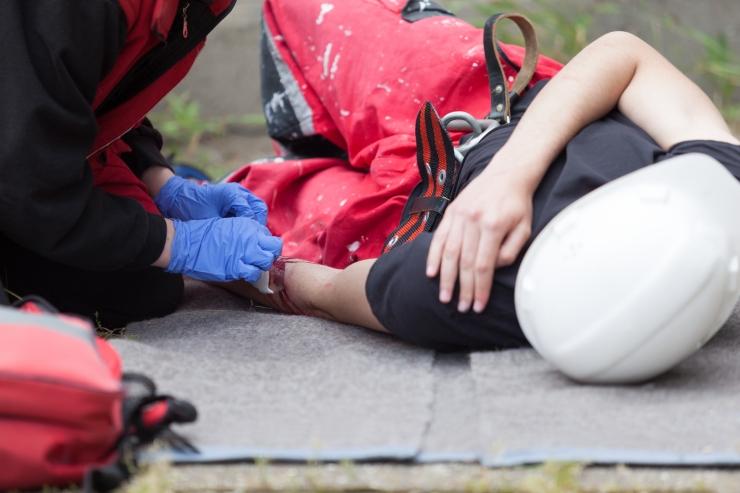 Lugeja küsib: mida teha, kui ülemus soovib minuga juhtunud tööõnnetust varjata?