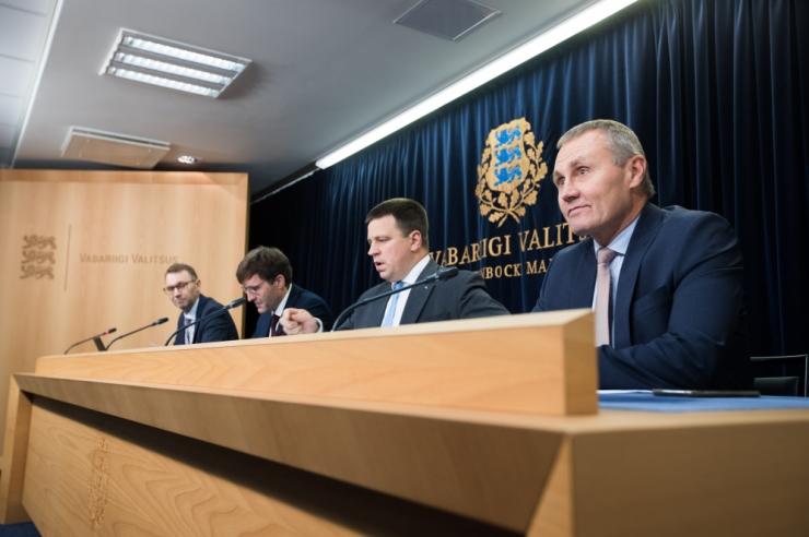 VAATA OTSE KELL 12: Valitsus arutab maksualase teabevahetuse seaduse muutmist