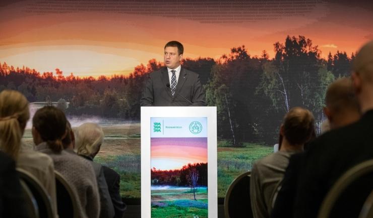 """VIDEO! RATAS: Eesti ütleb """"jah"""" Euroopa Liidu kliimaambitsioonile"""