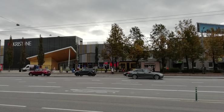 Kristiine kaubanduskeskuse esine võetakse luubi alla