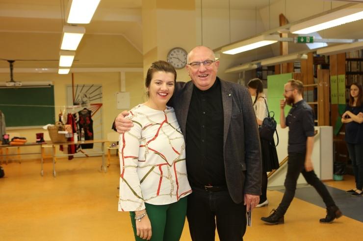 Põhja-Tallinn tunnustas haridustöötajaid kringlitega