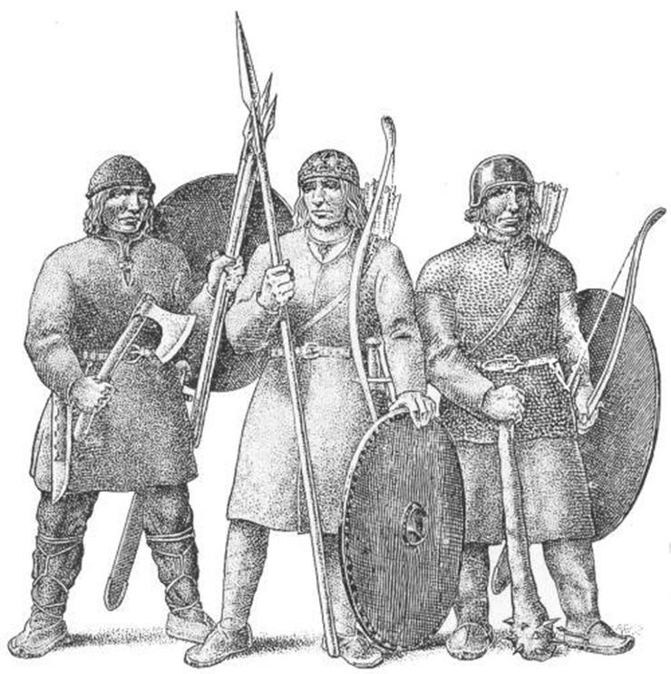Eestlaste ammud ja kiviheitemasinad aitasid vallutajatele kauem vastu seista
