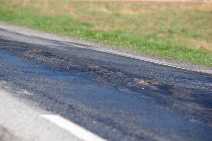 Maanteeamet hoiatab: teedel võib olla libedust