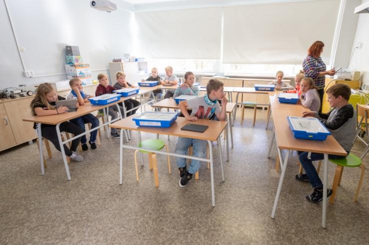 Õpetajate päeval tunnustab riik tänavusi aasta õpetajaid