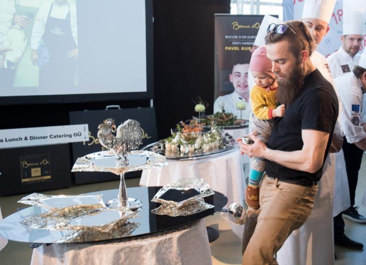 Valitsus toetab kokandusolümpia Euroopa eelvooru korraldamist