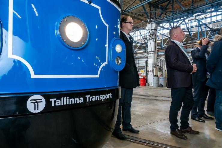 FOTOD JA VIDEO! Riik ja Tallinn kaaluvad Harjumaale ühtset ühistranspordi piletisüsteemi