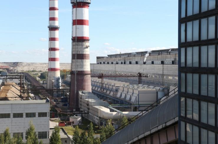 Auvere elektrijaama remonditööd venivad novembri keskpaigani