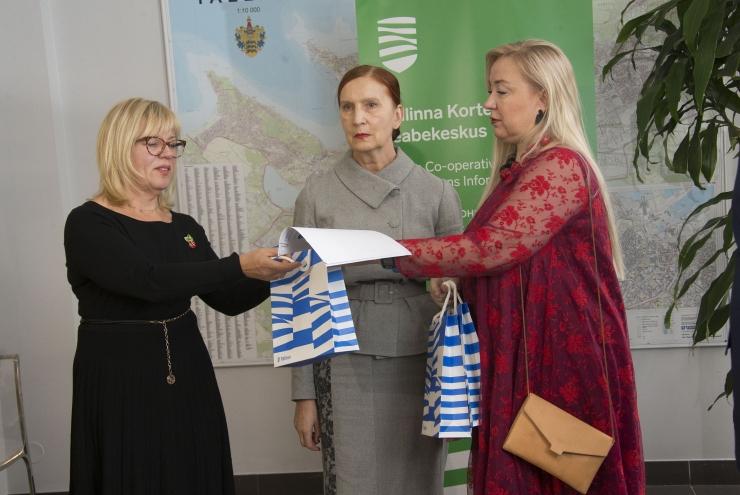 FOTOD: Tallinnas alustas tegevust korteriühistute teabekeskus