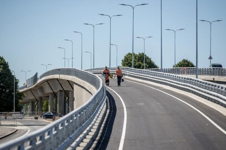 Haabersti viadukti nimekonkursile esitati üle 700 pakkumise