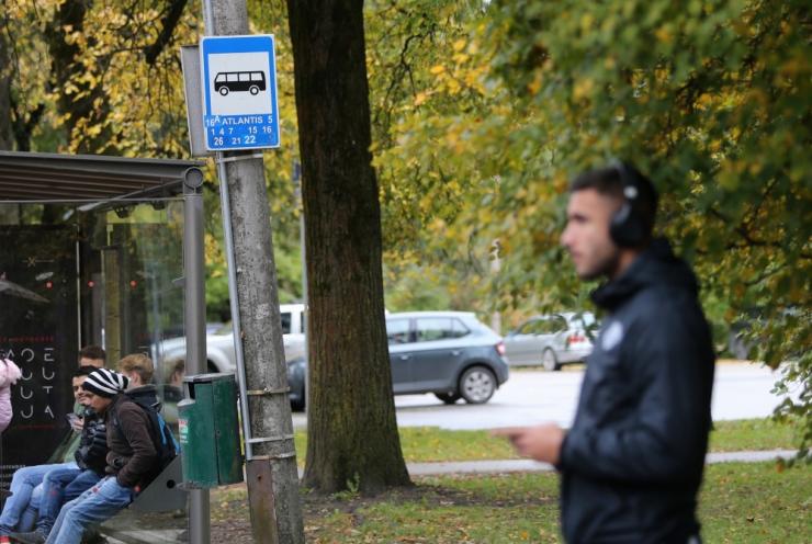 Bussiliinil nr 51 tuleb ajutine marsruudi muudatus