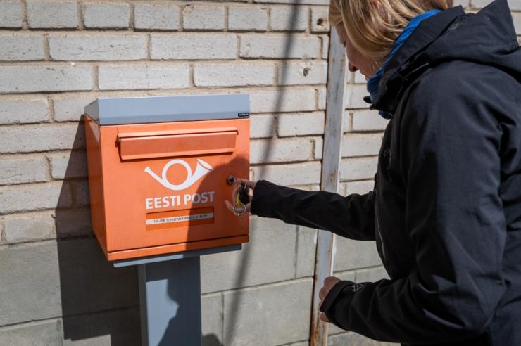 Eesti Post: perioodika kojukande hinna tõus on ebamugav kõigile
