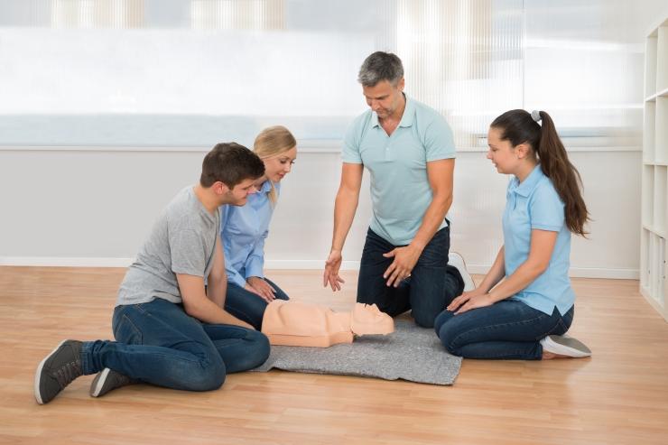 Terviseamet: elustamisvõtteid tehakse enne abi saabumist 70 protsendil juhtudel