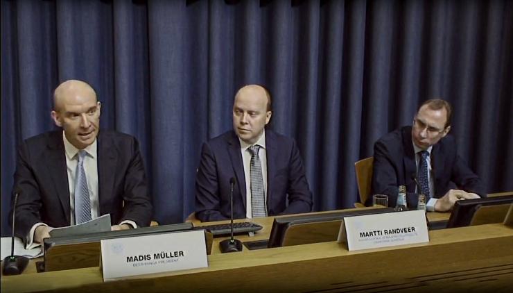 OECD rõhutab: esimene ja teine sammas täiendavad, aga ei asenda teineteist