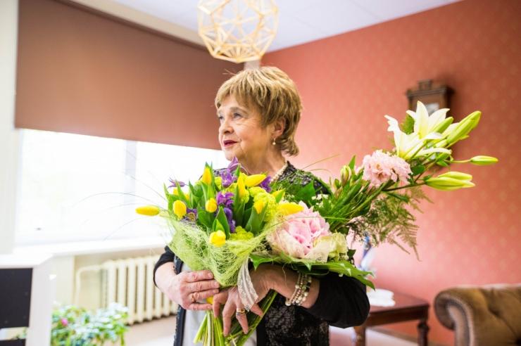 Balti Assamblee kirjandusauhinna laureaat on Leelo Tungal