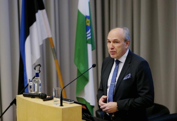 Eesti IPU delegatsioon mõistab hukka Türgi sõjategevuse Süürias
