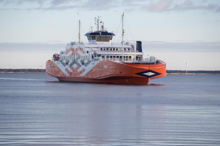 VIDEO! Parvlaevaliikluse kallinemine sunnib riiki lahendusi otsima