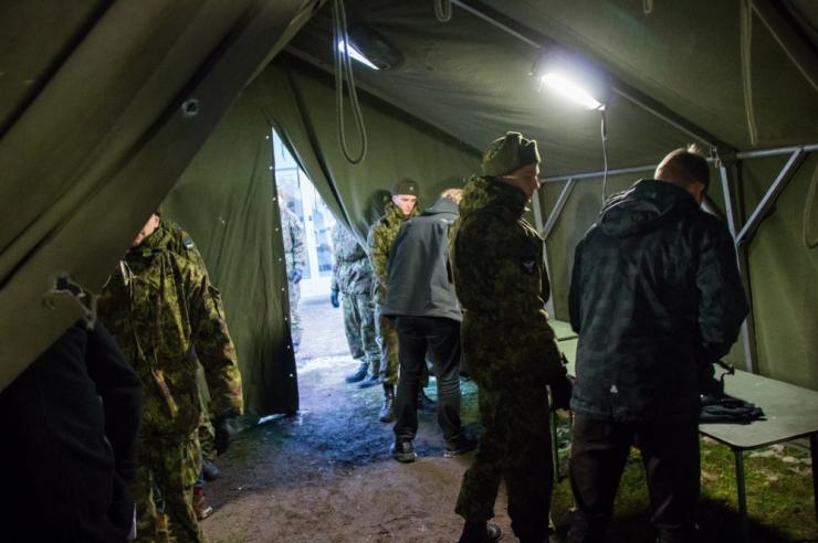 VIDEO! Välkõppekogunemisele kutsuti üle 800 reservväelase